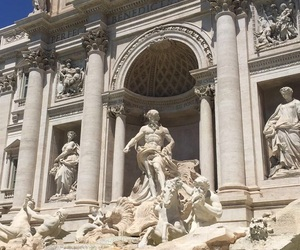rome, vacation, and holidays image