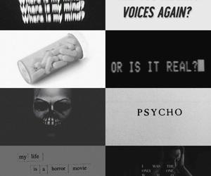 black, boy, and dark image