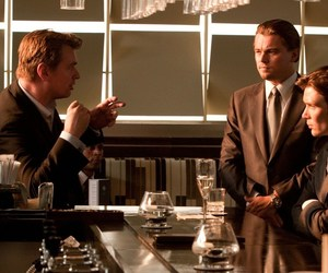 Christopher Nolan, cillian murphy, and joseph gordon levitt image