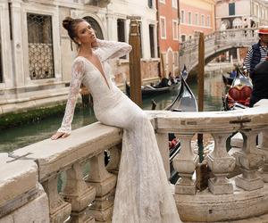 beautiful, princess, and wedding image
