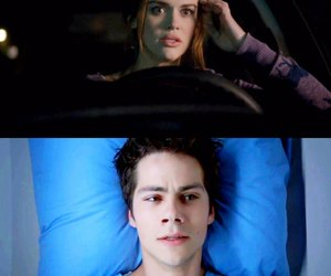 dylano'brien, teen wolf, and stiles image