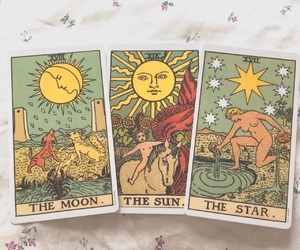 moon, pagan, and wicca image