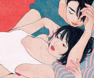 anime, cartoon, and korea image