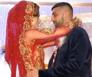 bridal, baraat, and dulhan image