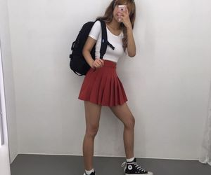 clothes and skirt image