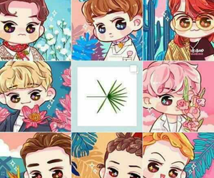 Chen, chibi, and do image