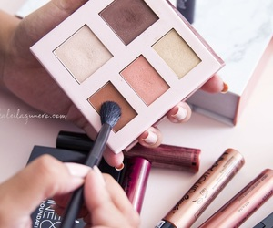 beauty, makeup, and NYX image