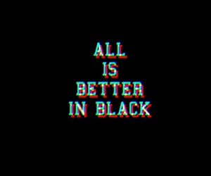 al, better, and black image