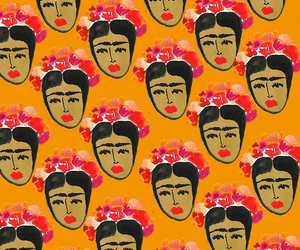 frida kahlo, background, and wallpaper image