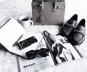 bag, organization, and white image
