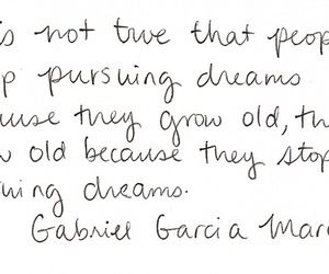 dreams, quote, and text image
