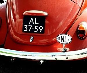 beetle, bug, and cars image