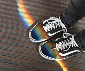 grunge, shoes, and vans image