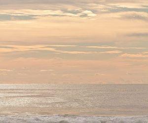 beach, beige, and ocean image