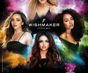perfume, little mix, and wishmaker image