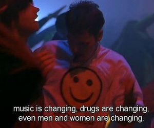 quotes, music, and drugs image