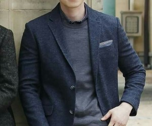 handsome, man, and lee dong wook image
