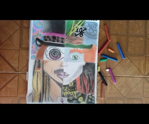colores, pasteles, and jack sparrow image