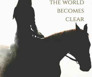 equestrian, horse, and equine image
