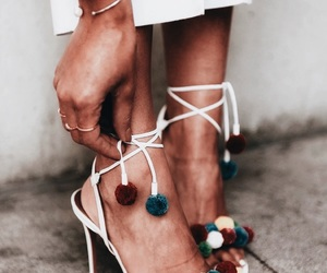 feet, heels, and shoes image