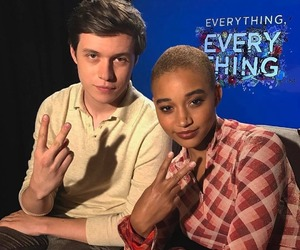 everything everything and nick robinson image