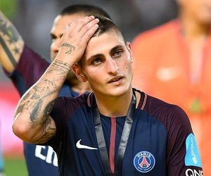 football, psg, and marco verratti image