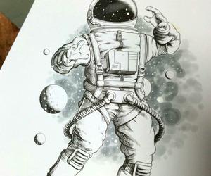 aliens, art, and nasa image