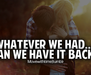 back, truth, and broken heart image