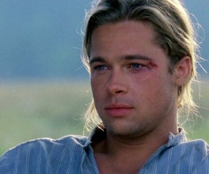 brad pitt, 90s, and legends of the fall image