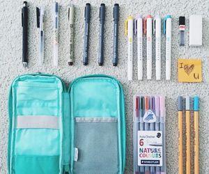 school and pencil image