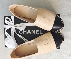 chanel, classic, and shoes image