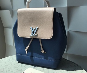 backpack, louisvuitton, and bag image