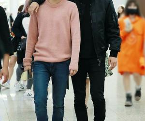 chanyeol, kai, and exo image