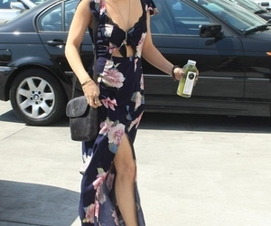 vanessa hudgens, dress, and style image