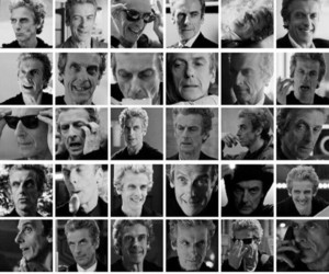 doctor who, 12th doctor, and peter capaldi image