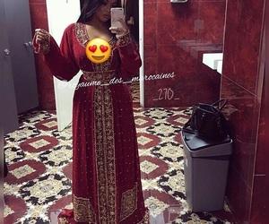 fashion, marocaine, and dress image
