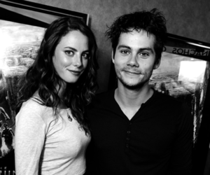 KAYA SCODELARIO, teresa, and thomas image