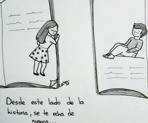 love, frases, and historia image