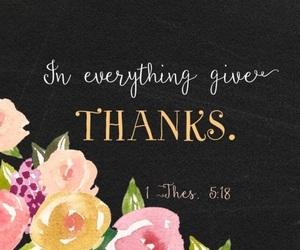 bible, god, and thanks image