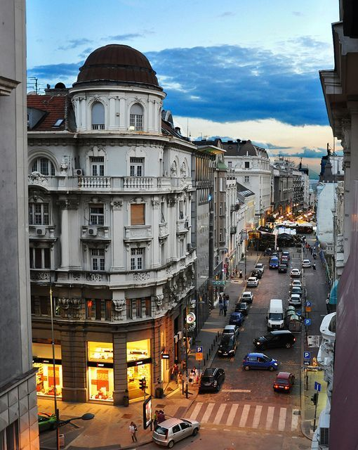 Belgrade, city, and Serbia image