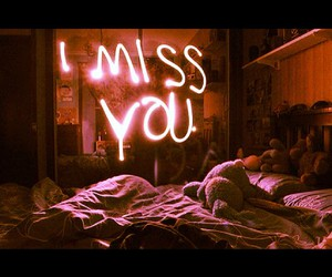i miss you, miss, and i image