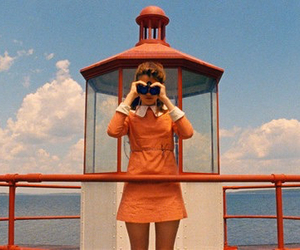 moonrise kingdom, vintage, and movie image