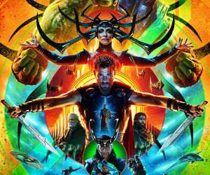 thor, Marvel, and Hulk image