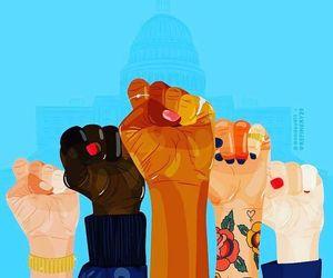 feminism, girl power, and power image