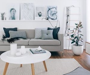 decorating, home, and living room image