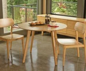 dining chairs and accent chairs image