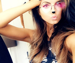 beautiful, Girl Crush, and duck face image