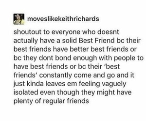 best friends, girl, and tumblr image