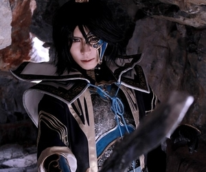 cosplay, fantasy, and warriors orochi image
