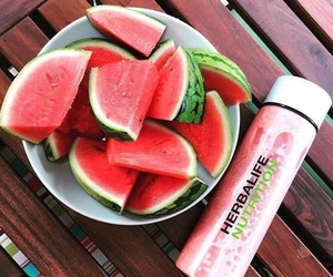 fruit, sweet, and herbalife image